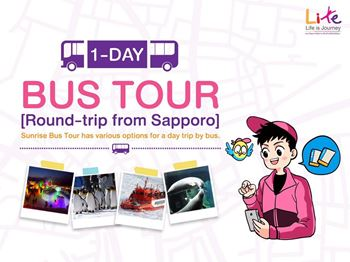 1 Day Tour Round Trip From Sapporo