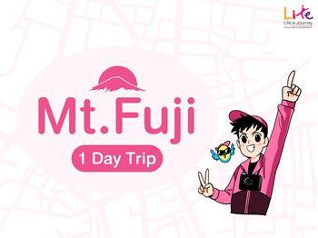 Mt.Fuji 1 Day Trip